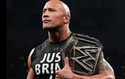 wwe-raw-february-18-2013-the-rock-with-the-new-championship